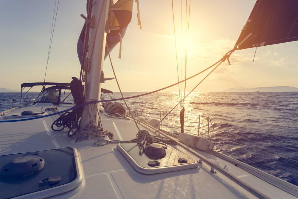 La cuerda, un elemento muy presente en el mar