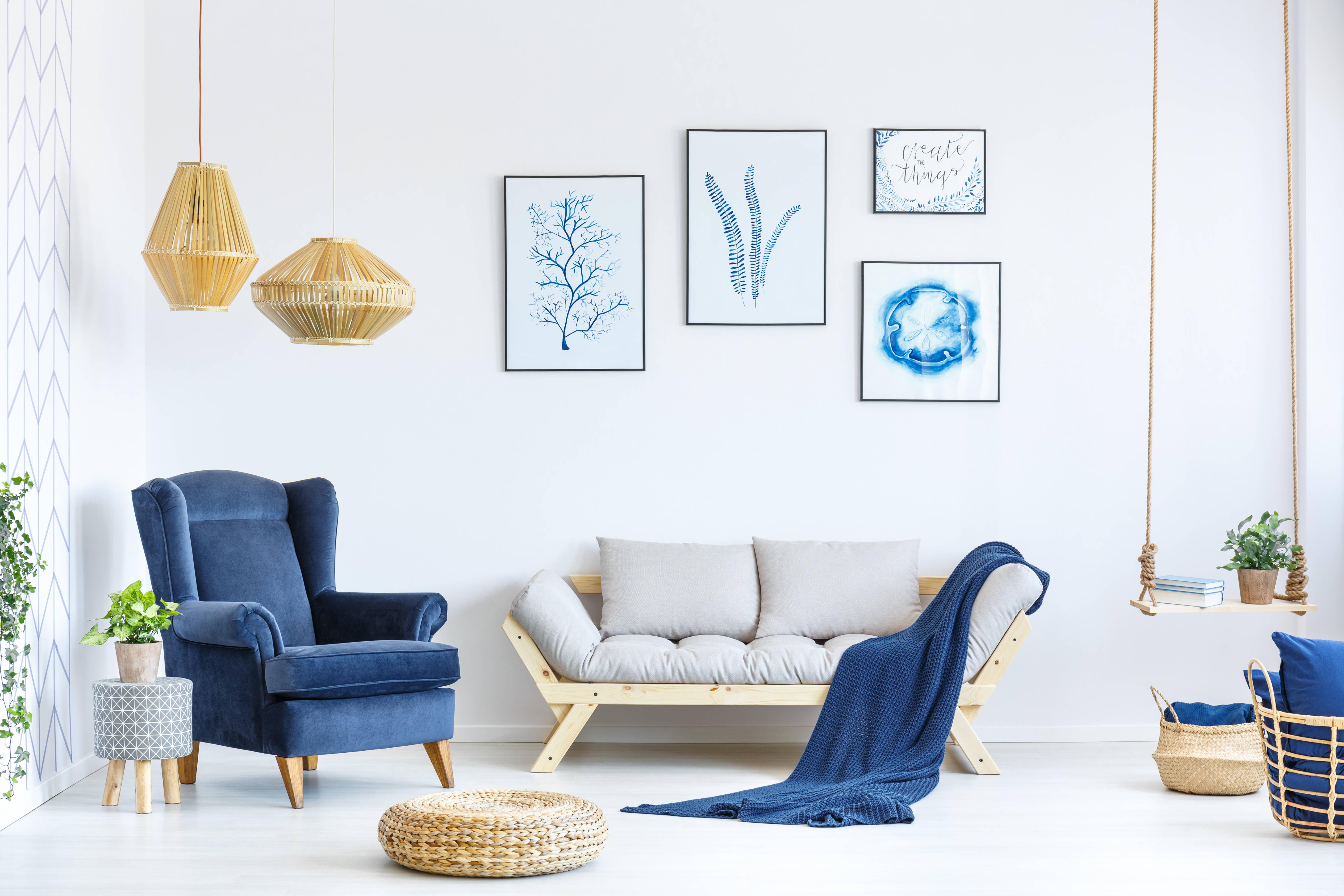 El emprendimiento en la decoración de interiores