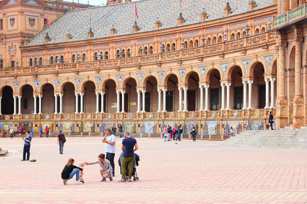 Sevilla, un entorno inmejorable para las ferias de empresas