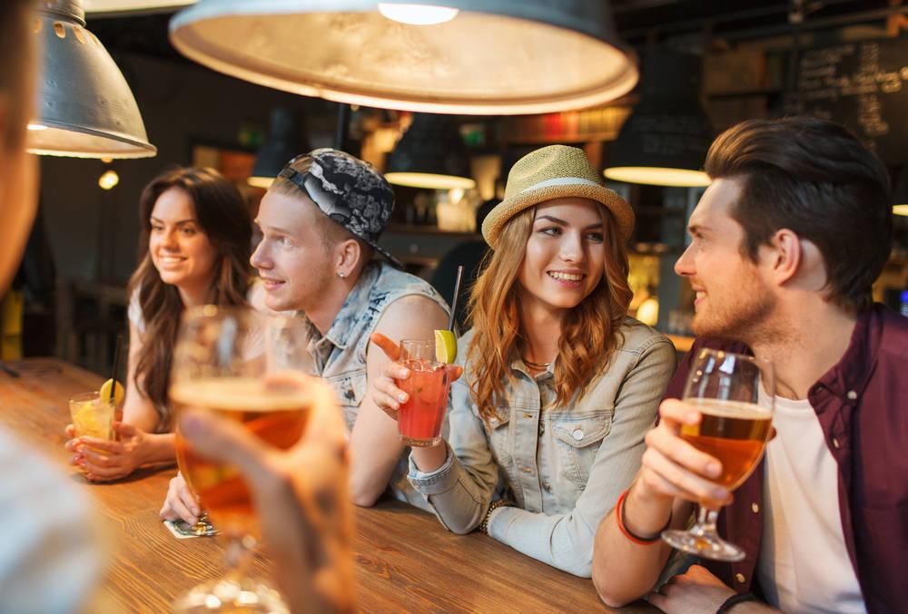 En el país con más bares por habitante, todavía hay sitio para uno más