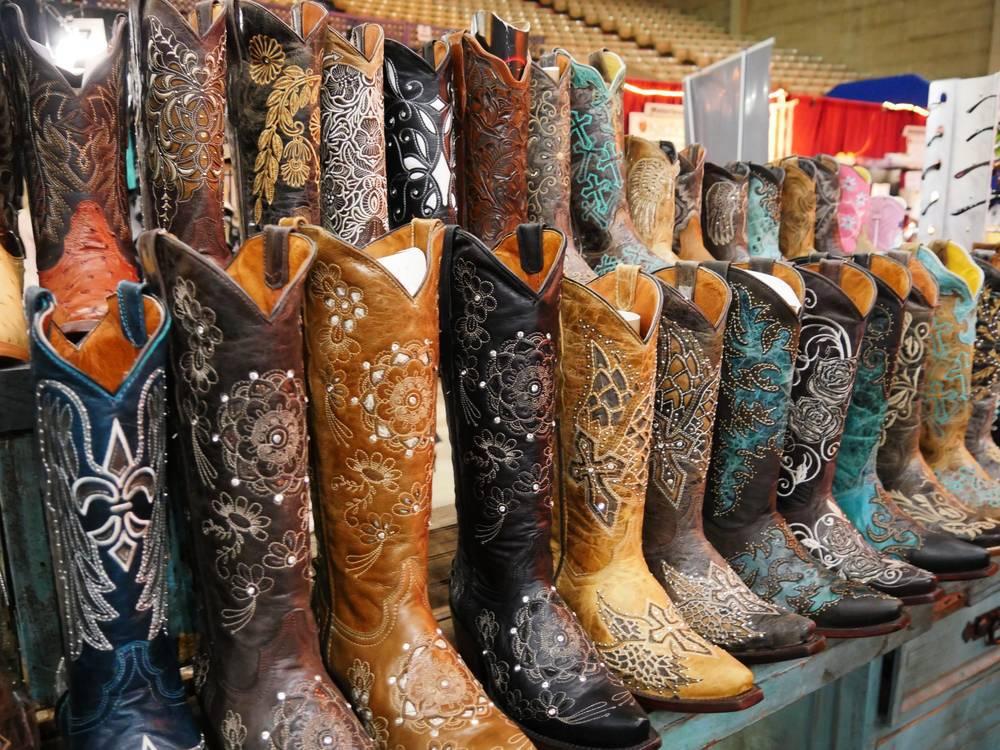 Ferias del calzado en España