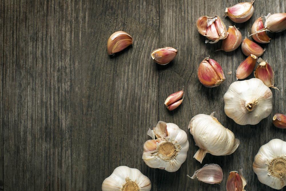 El ajo, un producto natural y muy saludable