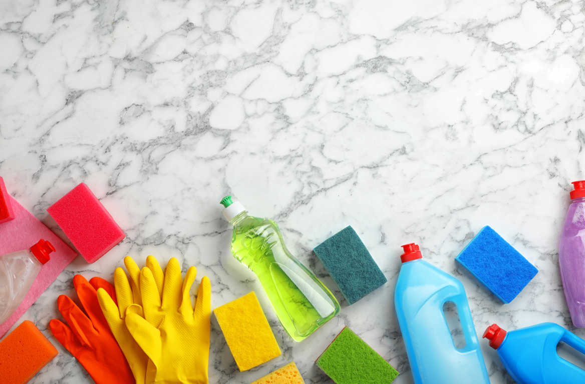 Cómo afrontar la limpieza del hogar